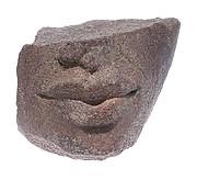 Mouth of Akhenaten or Nefertiti