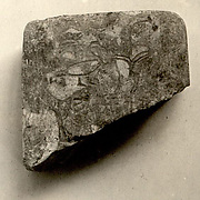 Fragment of weight inscribed for Princess Neferu-sherit