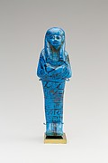 Shabti of Paser, the Vizier of Seti I and Ramesses II