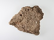 Specimen of mortar from the Great Pyramid