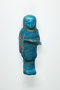 Overseer Shabti of Henettawy (C), Daughter of Isetemkheb