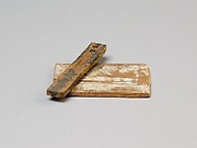 Miniature Scribe's Palette and Writing Tablet