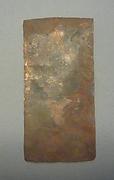 Copper Plaque