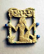 Heh amulet with the Name of Amenhotep III