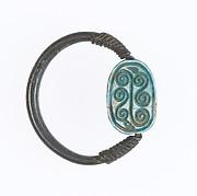 Scarab ring
