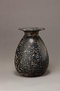 Piriform storage jar