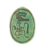 Scarab Inscribed for Hatshepsut