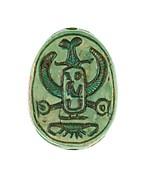 Scarab Inscribed for Maatkare (Hatshepsut)