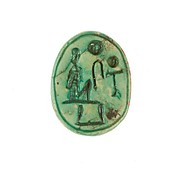Scarab Inscribed Maatkare (Hatshepsut), She Lives