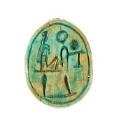 Scarab Inscribed Maatkare (Hatshepsut), She Lives
