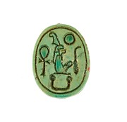 Scarabs from Hatshepsut Foundation Deposits