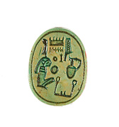 Scarab for Maatkare (Hatshepsut), United with Amun