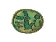 Scarab Inscribed for Maatkare (Hatshepsut), Lord of the Two Lands