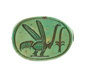 Scarab Inscribed King of Upper and Lower Egypt