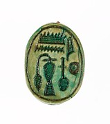 Scarab Inscribed with the Name of the God Amun-Re