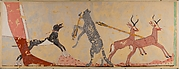 Hunting Scene, Tomb of Ineni