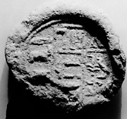 Funerary Cone of the Sailor of Amun Nebansu