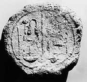 Funerary Cone of the Scribe Amenhotep