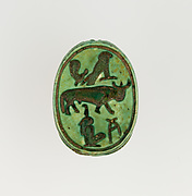 Scarab Inscribed with the Horus Name of Thutmose I