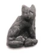 Amulet of cat