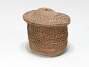 Basket and lid