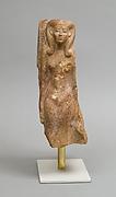 Statuette of woman