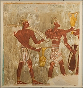 Aegean Islanders in the Tomb of Rekhmire