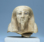 Head from Shabti