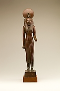 Statuette of Wadjet in the name of Akanosh son of Pediamenopet