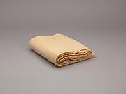 Sheet, linen mark, fine spin, medium weave