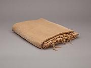 Sheet, linen mark, coarse spin, loose weave