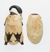 Cosmetic Dish in the Shape of a Trussed Duck