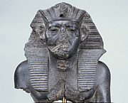 Bust of King Amenemhat III
