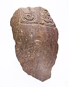 Male breast with lower part of Aten cartouches