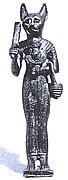 Bastet statuette