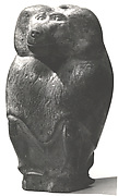 Baboon figurine