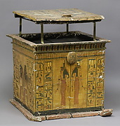 Canopic Chest of Khonsu