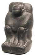 Ape figurine