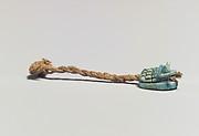 Hedgehog Amulet on a String