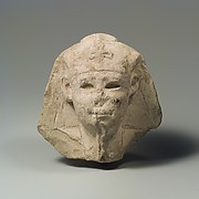 Head attributed to Ptolemy VI Philometor