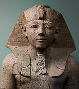 Large Kneeling Statue of Hatshepsut