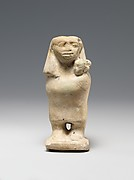 Figurine of a Woman with Her Baby