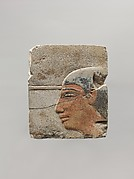 Relief, Tomb of Dagi: Head of a Scribe