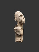 Human figure, possibly male