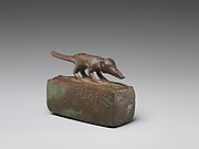 Coffin for a mummified shrewmouse