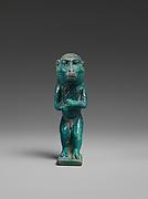 Standing Monkey Amulet