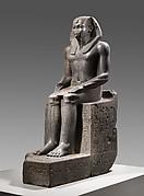 Seated statue of Amenemhat II
