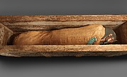 Coffin and Mummy of the Estate Manager Khnumhotep
