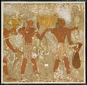 Cretans Bringing Gifts, Tomb of Rekhmire