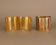 Hinged Cuff Bracelet